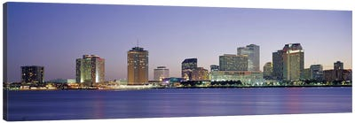 Night New Orleans LA Canvas Print #PIM2967