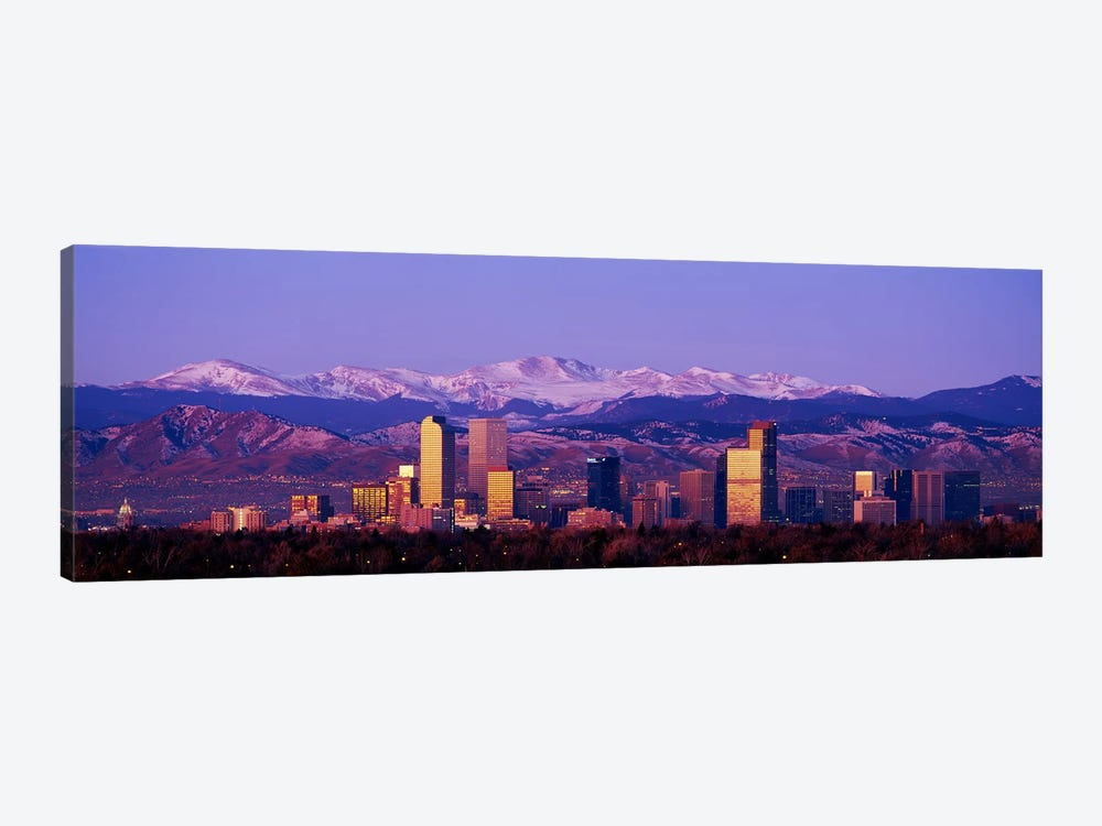 DenverColorado, USA by Panoramic Images 1-piece Canvas Print