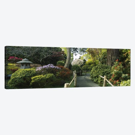 Japanese Tea Garden, San Francisco, California, USA Canvas Print #PIM2978} by Panoramic Images Canvas Print