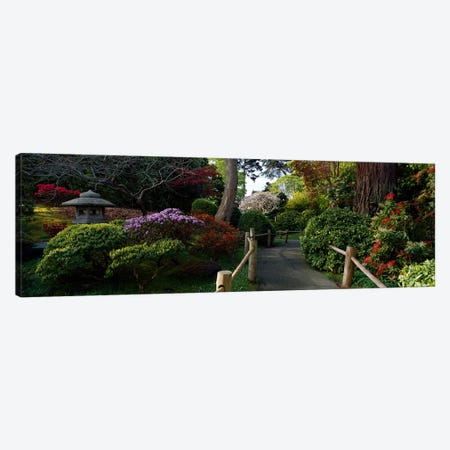 Japanese Tea Garden, San Francisco, California, USA Canvas Print #PIM2979} by Panoramic Images Art Print