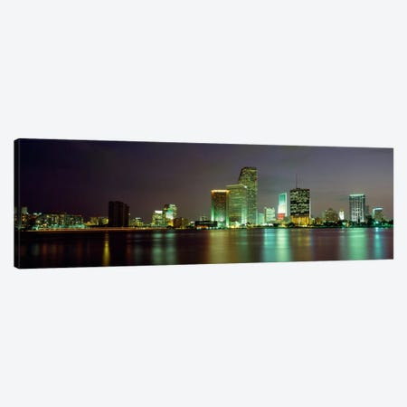 Miami FL USA Canvas Print #PIM297} by Panoramic Images Canvas Artwork