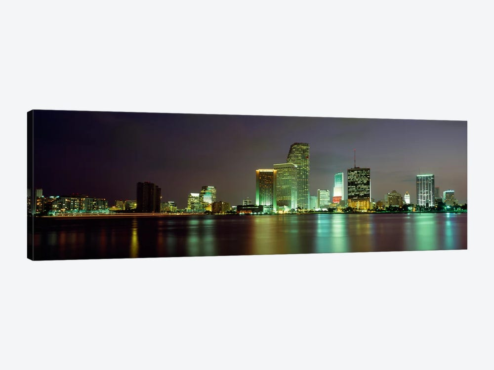 Miami FL USA by Panoramic Images 1-piece Art Print