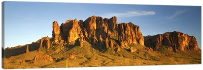 Superstition Mountain, Superstition Wilderness Area, Tonto National Forest, Arizona, USA Canvas Print #PIM2986