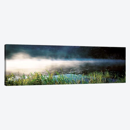 Morning fog Acadia National Park ME USA Canvas Print #PIM301} by Panoramic Images Canvas Art Print