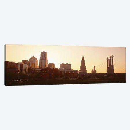 Kansas CityMissouri, USA Canvas Print #PIM3021} by Panoramic Images Canvas Art