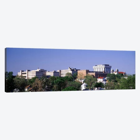 Kansas City KS Canvas Print #PIM3024} by Panoramic Images Canvas Art Print