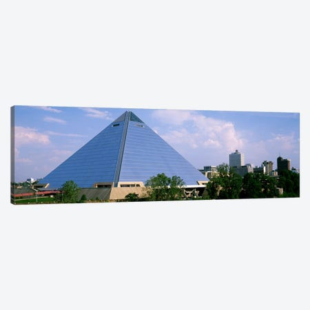 USATennessee, Memphis, The Pyramid Canvas Print #PIM3026} by Panoramic Images Canvas Art Print