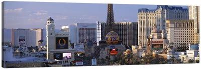 The Strip Las Vegas NV #2 Canvas Print #PIM3045