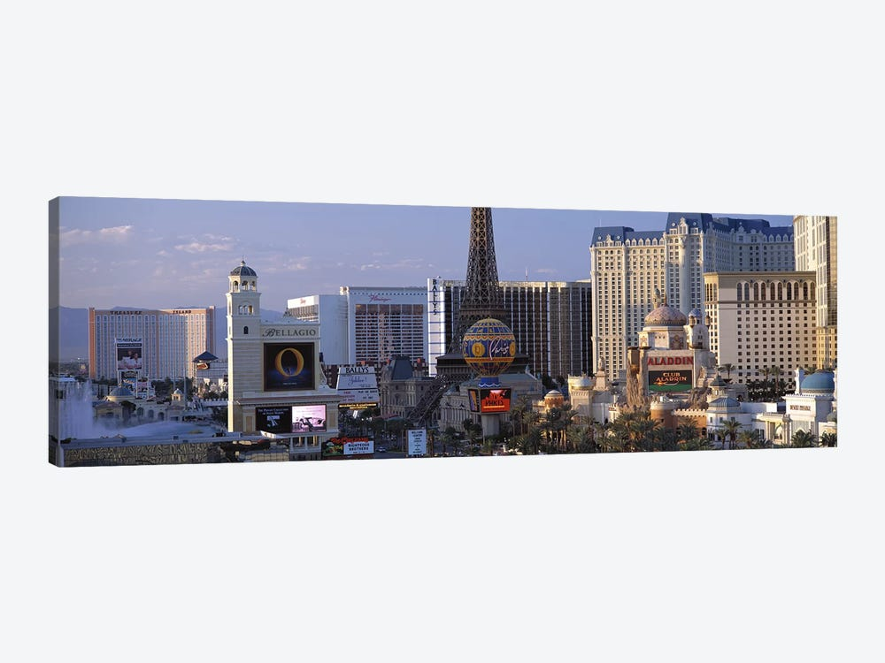 The Strip Las Vegas NV #2 by Panoramic Images 1-piece Canvas Print