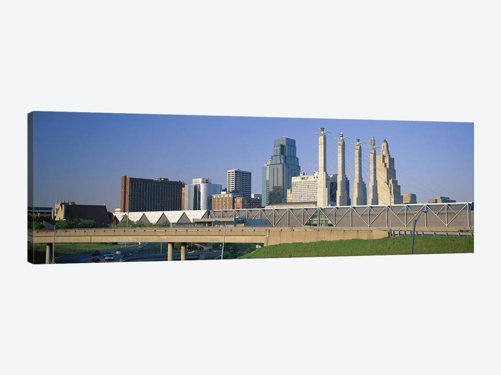 Bartle Hall Kansas City MO by Panoramic Images 1-piece Art Print