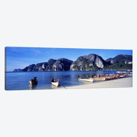 Phi Phi Islands Thailand Canvas Print #PIM3077} by Panoramic Images Canvas Art