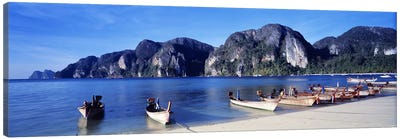 Phi Phi Islands Thailand Canvas Art Print