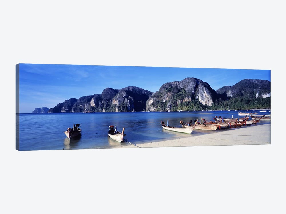 Phi Phi Islands Thailand by Panoramic Images 1-piece Canvas Wall Art