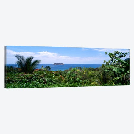 Manuel Antonia National Park nr Quepos Costa Rica Canvas Print #PIM307} by Panoramic Images Canvas Wall Art