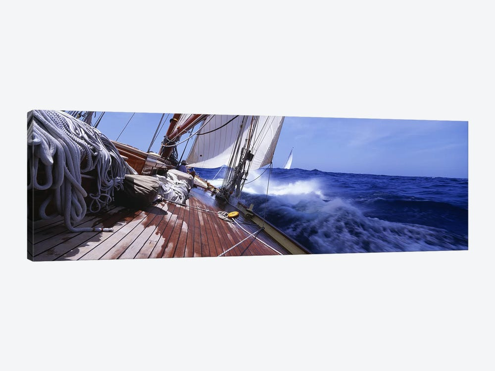 Yacht Race by Panoramic Images 1-piece Canvas Artwork