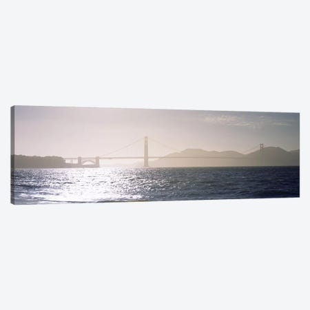 Golden Gate Bridge California USA Canvas Print #PIM3112} by Panoramic Images Canvas Art
