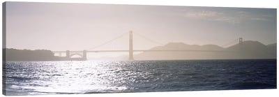 Golden Gate Bridge California USA Canvas Print #PIM3112