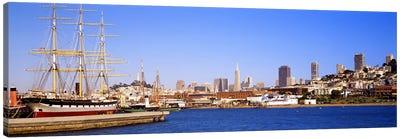San Francisco CA Canvas Print #PIM3114