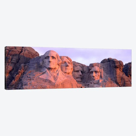 Mount Rushmore National Memorial I, Pennington County, South Dakota, USA Canvas Print #PIM3121} by Panoramic Images Canvas Print
