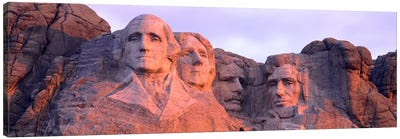 Mount Rushmore National Memorial I, Pennington County, South Dakota, USA Canvas Print #PIM3121