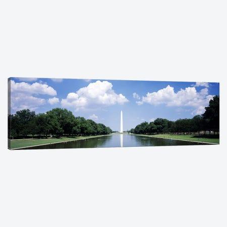 Washington Monument Washington DC Canvas Print #PIM3124} by Panoramic Images Canvas Art