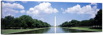 Washington Monument Washington DC Canvas Art Print