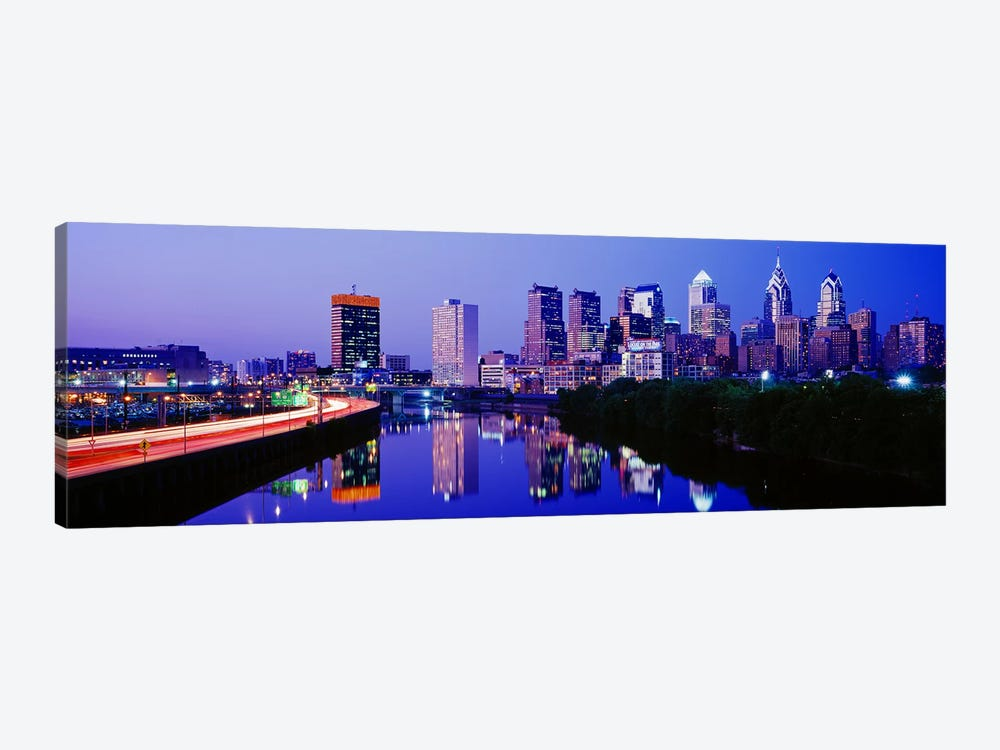 Philadelphia, Pennsylvania, USA by Panoramic Images 1-piece Canvas Print