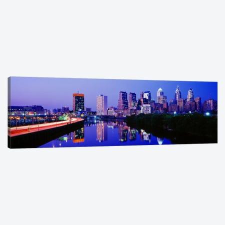 Philadelphia, Pennsylvania, USA Canvas Print #PIM3131} by Panoramic Images Canvas Wall Art