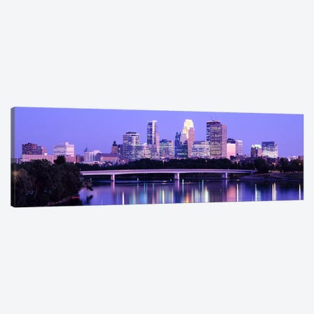 Minneapolis MN Canvas Print #PIM3132} by Panoramic Images Canvas Artwork