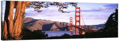Golden Gate Bridge, San Francisco, California, USA #2 Canvas Art Print