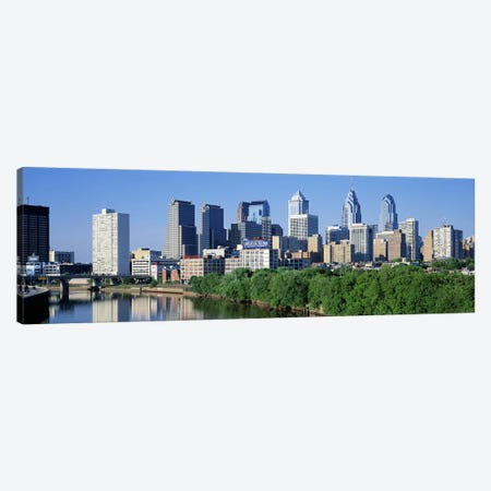 Philadelphia, Pennsylvania, USA #2 Canvas Print #PIM3140} by Panoramic Images Canvas Print