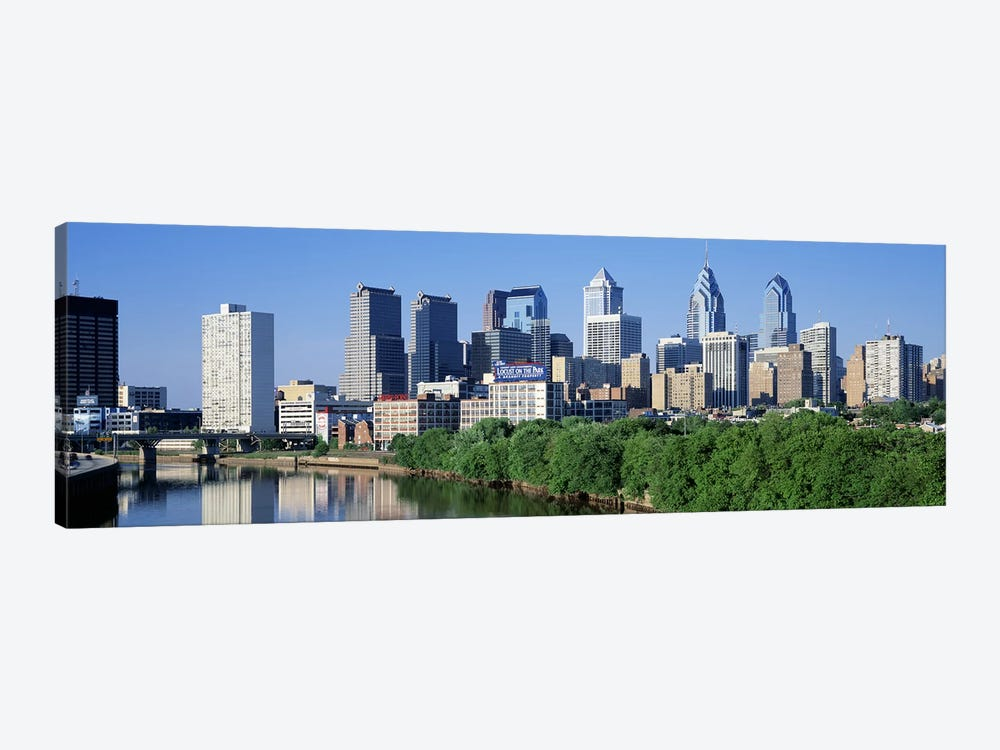 Philadelphia, Pennsylvania, USA #2 by Panoramic Images 1-piece Canvas Print