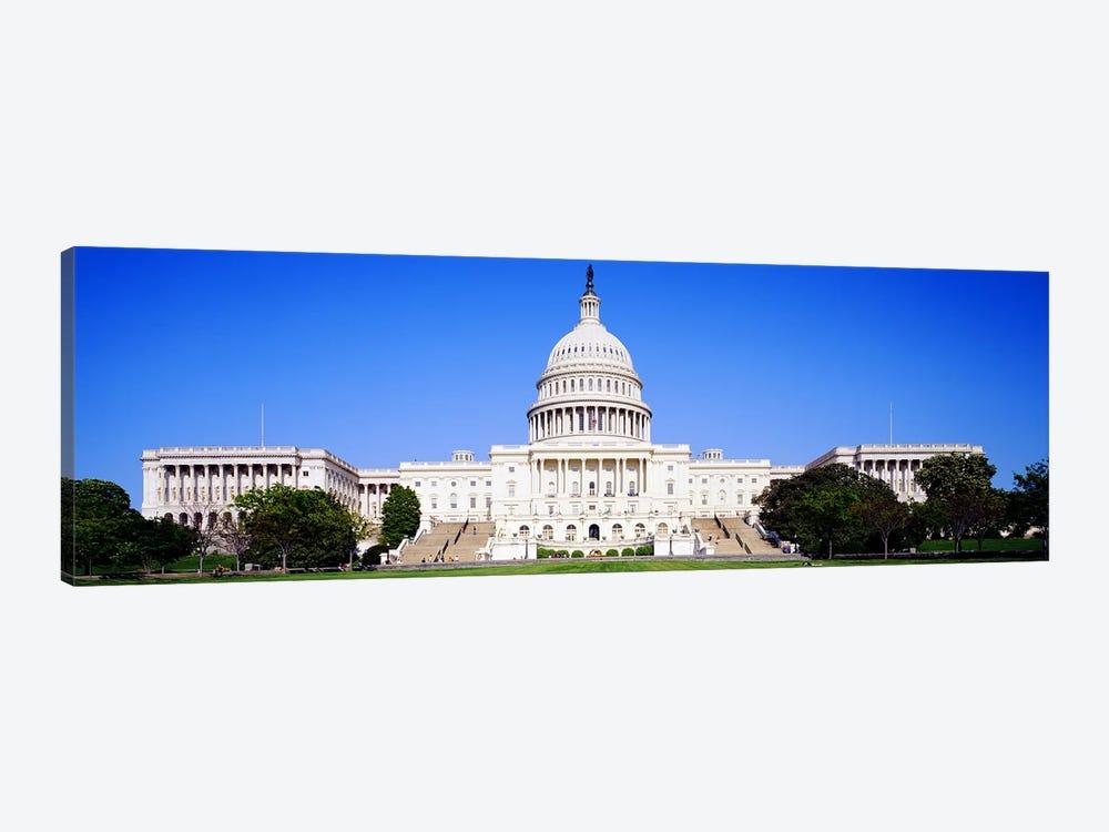 Us Capitol Washington Dc District Of Columbia Usa Canvas Art Icanvas