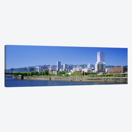 Portland Oregon USA #2 Canvas Print #PIM3167} by Panoramic Images Canvas Wall Art