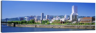 Portland Oregon USA #2 Canvas Print #PIM3167
