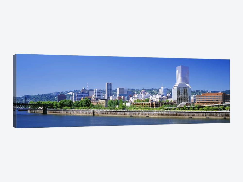 Portland Oregon USA #2 by Panoramic Images 1-piece Canvas Wall Art
