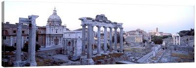 Roman Forum Rome Italy Canvas Print #PIM3174