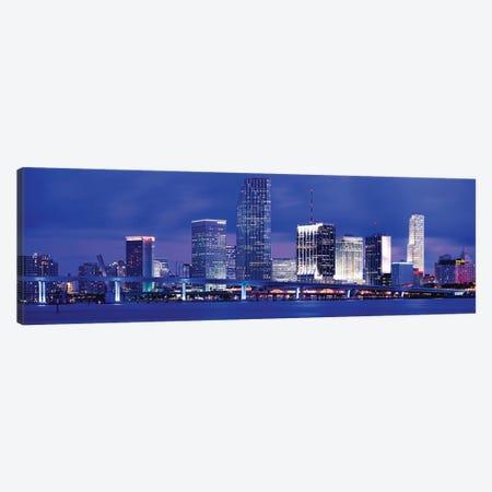 Miami, Florida, USA Canvas Print #PIM3183} by Panoramic Images Canvas Art Print
