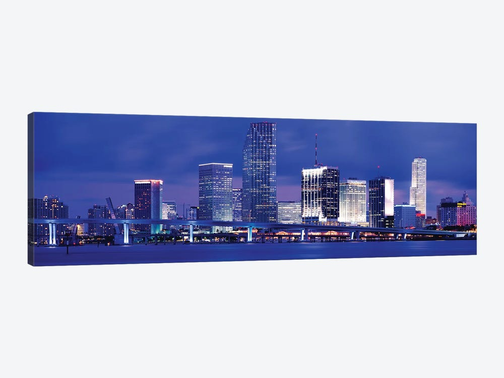 Miami, Florida, USA by Panoramic Images 1-piece Canvas Artwork