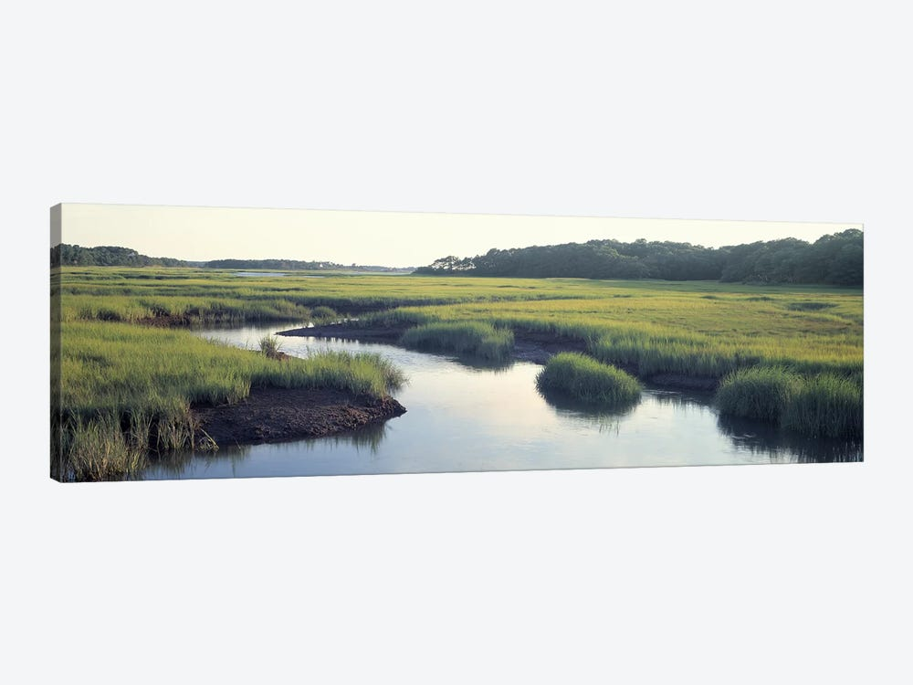 Salt Marsh Cape Cod MA USA by Panoramic Images 1-piece Canvas Art Print