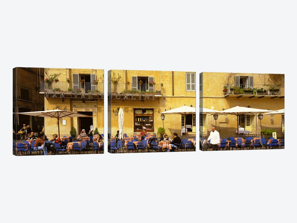 Rome Italy by Panoramic Images 3-piece Canvas Print