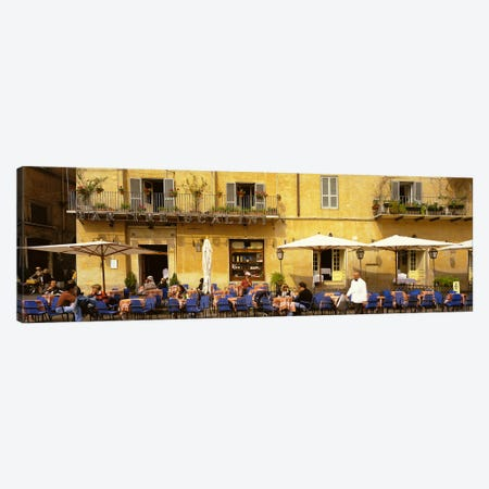Rome Italy Canvas Print #PIM3193} by Panoramic Images Canvas Wall Art