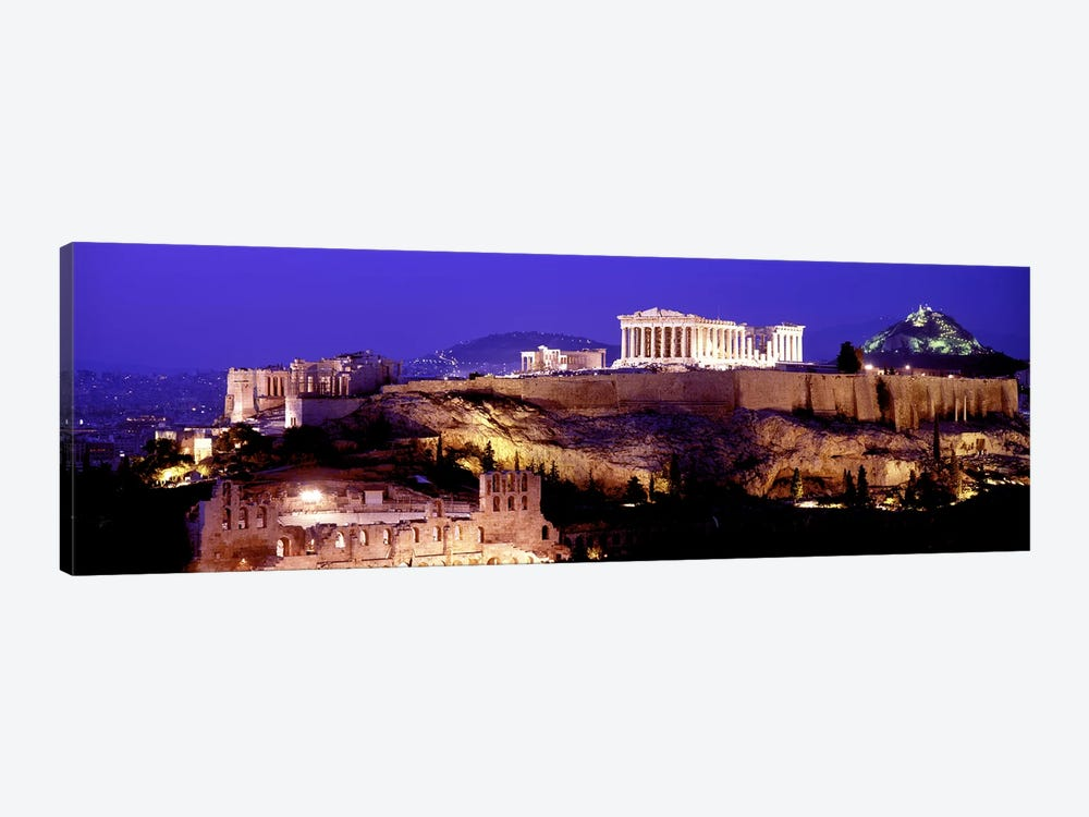 Acropolis, Athens, Greece by Panoramic Images 1-piece Canvas Print