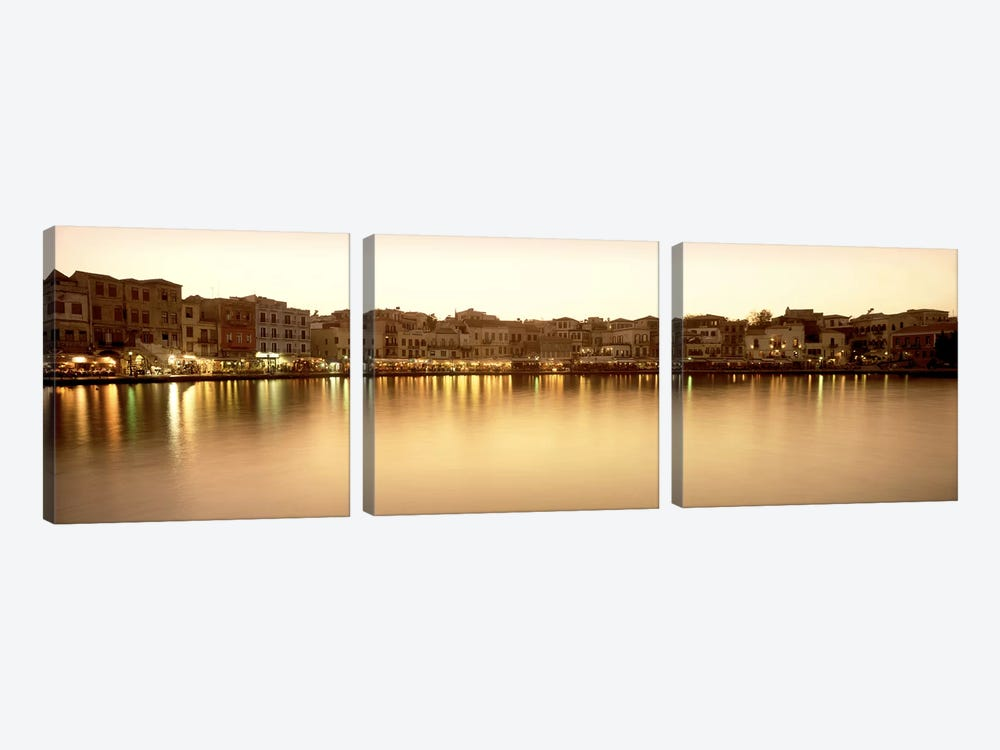 Crete Greece by Panoramic Images 3-piece Canvas Wall Art