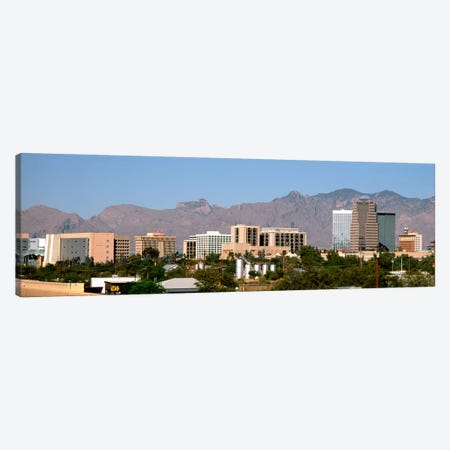 Tucson AZ Canvas Print #PIM3219} by Panoramic Images Canvas Art Print