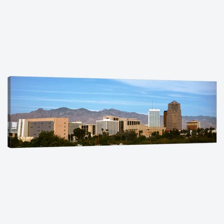 Tucson AZ #2 Canvas Print #PIM3220} by Panoramic Images Canvas Wall Art