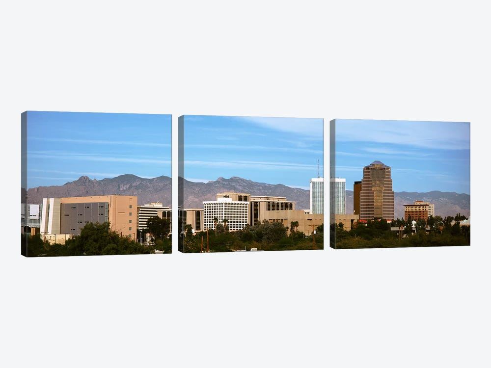 Tucson AZ #2 by Panoramic Images 3-piece Art Print