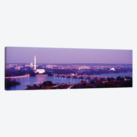 Washington DC Canvas Print #PIM3222} by Panoramic Images Canvas Artwork