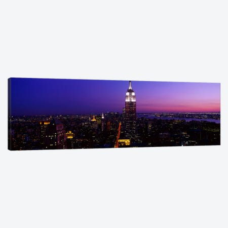 New York NY Canvas Print #PIM3225} by Panoramic Images Canvas Art Print