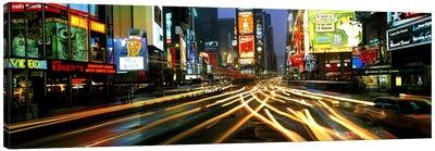 Times Square New York NY Canvas Print #PIM3226